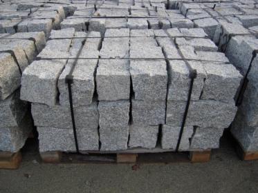 Kamień murowy z granitu o wymiarach 20/20/40, Strzegom, oferta