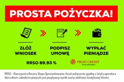 Bezpieczna i uczciwa pożyczka bez BIK, Lublin, oferta