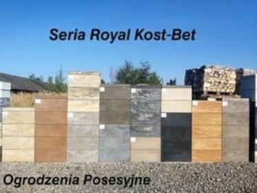 Pustak ROYAL Kost-bet gładki Ogrodzenie Nowoczesne 50x20x20 Marago HIT, Sandomierz, oferta