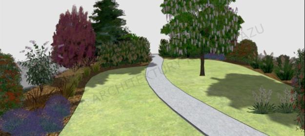 Projekt ogrodu / Aranżacja ogrodu, Chełmno, oferta