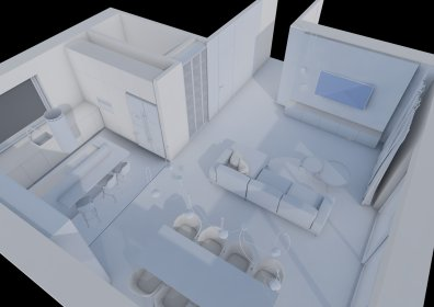 Kompleksowy projekt wnętrza, oferta