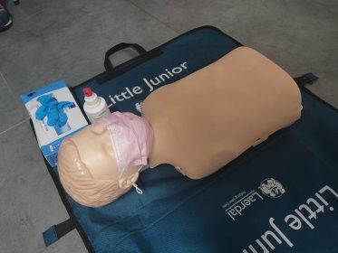 Ćwiczenia z kwalifikowanej pierwszej pomocy