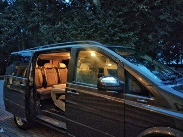 Transport Gosci Weselnych, oferta