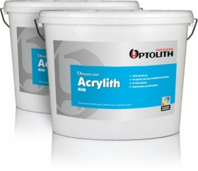 Tynk akrylowy OPTOLITH, oferta
