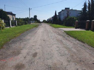 Ułożenie ulicy z kostki brukowej, oferta