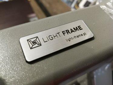 LIGHT FRAME oferuje optymalizację stanowisk pracy