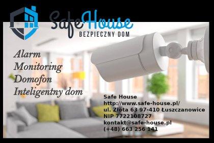 Alarmy, Monitoring, Domofon