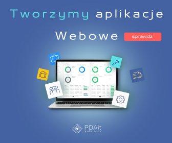 Aplikacje webowe