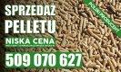 Sprzedaż pelletu 6/8 mm, oferta