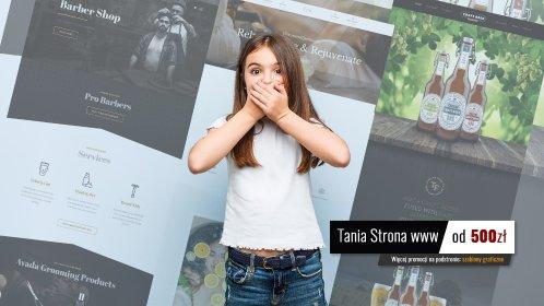 Wykonanie strony internetowej