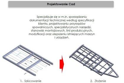 Projektowanie Cad, oferta