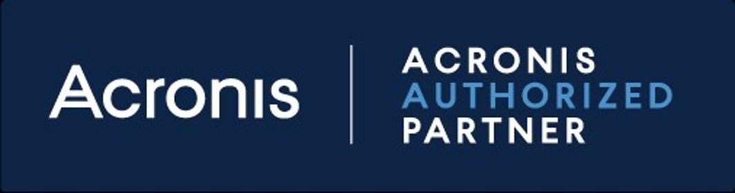 Backup danych do chmury - Acronis
