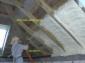 Ocieplenie poddasza dachu Pianką Natryskowo, 2