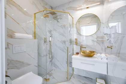Generalne remonty łazienek, oferta