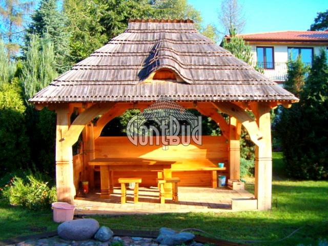 Drewniane Altanki Ogrodowe Altany Altanamalinowski Timber