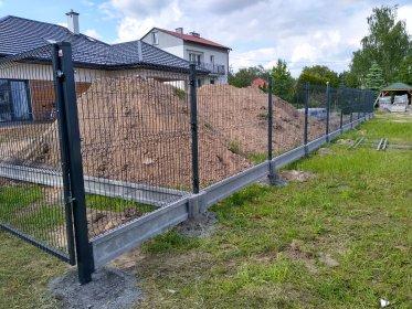 Montaz Ogrodzen panelowych bram i furtek