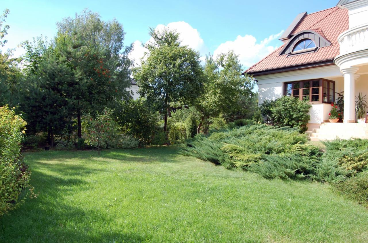 Projekt ogrodu, tarasu, balkonu Konstancin-Jeziorna ...