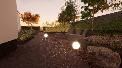 Projektowanie ogrodów, tarasów i małej architektury