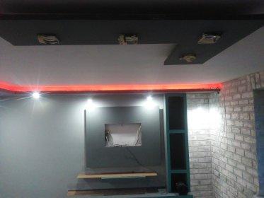 Zabudowy nietypowe z dekoracyjnym podświetleniem., oferta