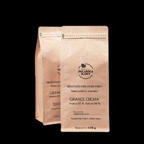 Grande Crema (Ziarnista lub mielona), oferta