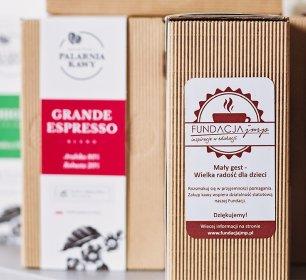 Grande Espresso (Ziarnista lub mielona), oferta