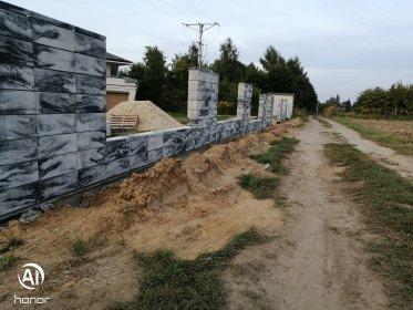 Ogrodzenia murowane, oferta
