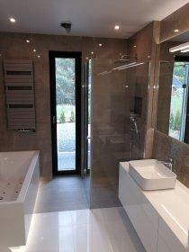 Kompleksowe wykończenie łazienki, oferta