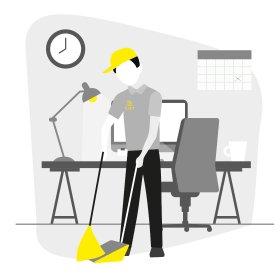 Kompleksowe utrzymanie czystości w biurach, oferta