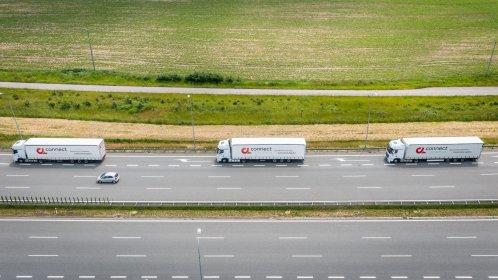 Transport międzynarodowy pow. 3,5 t, oferta