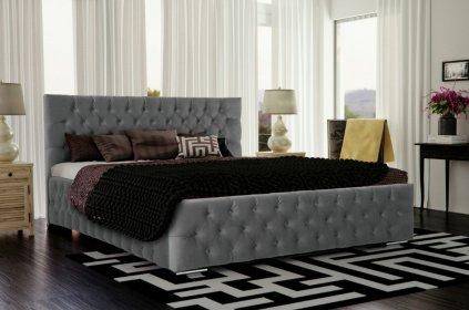 Łóżka tapicerowane hotelowe kontynentalne, oferta
