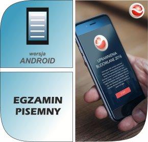 Program Uprawnienia Budowlane Android, oferta