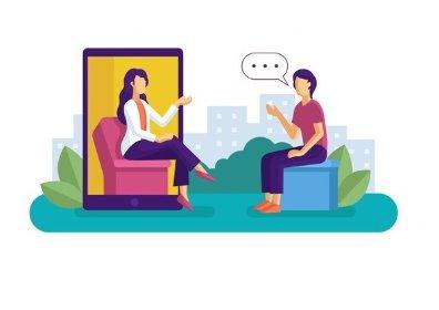 Konsultacja psychologiczna online kolejna, oferta