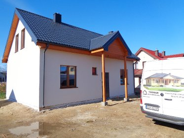 Budowa domów drewnianych szkieletowych, oferta