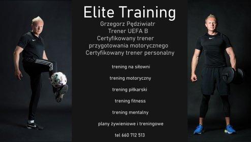 Trening personalny, Trening motoryczny, Trening piłkarski, Trening fitness, Trening mental, oferta