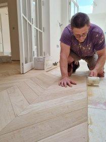 Parquet Floor Fitting, oferta