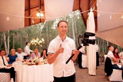 Filmowanie ślubne, oferta