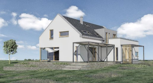 indywidualne projekty domów jednorodzinnych, oferta