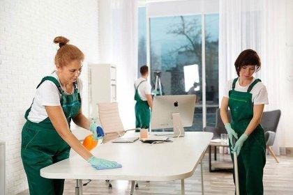 Sprzątanie biur, oferta