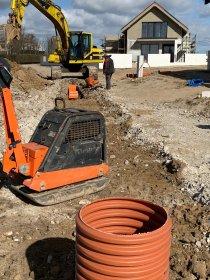 Wykonywanie zewnętrznych instalacji wodno kanalizacyjnych, oferta