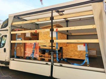 Transport do 10EP - 1500KG, oferta