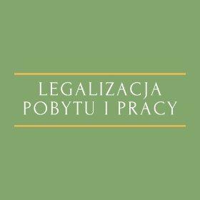 Legalizacja pobytu i pracy cudzoziemców, oferta