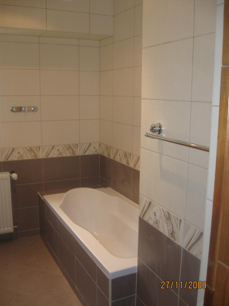 Kafelkowanie łazienki Kompleksowo Płytykg Gładzie Malowanie