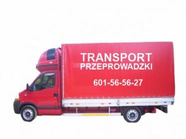 Wojciechowski Transport 24/7 Przeprowadzki Zielona Góra Wywrotka
