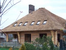 budowa domów z bali okrągłych w systemie kanadyjskim, oferta