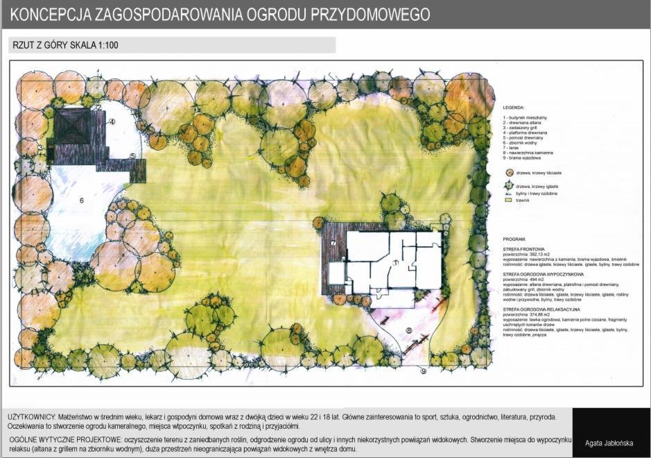 Projektowanie Ogrodów Tarasów Białystok Oferta Nr70390