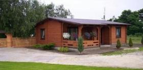 Domy drewniane z bala i w konstrukcji szkieletowej (produkcja i montaż), oferta