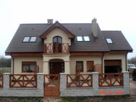 Budowa domów jednorodzinych, małych obiektów