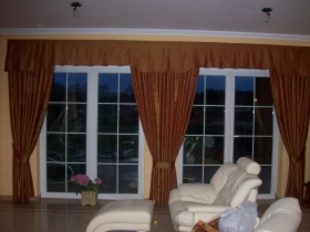 Aranżacja okien w domach jednorodzinnych i mieszkaniach, oferta