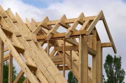 Kompleksowe wykonywanie więźby dachowej od 150 m2