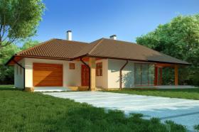 Budowa Zdrowych Domów w technologii szkieletowej parterowych bez poddasza poniżej 120m2, oferta